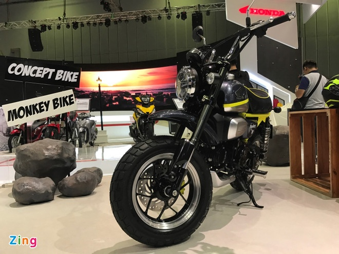 VMCS 2017 khai mac: Yamaha Glorious, Honda Lead trinh lang hinh anh 3
