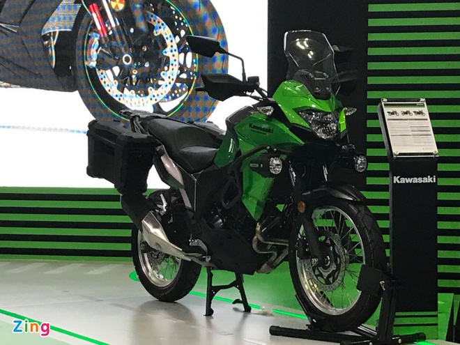VMCS 2017 khai mac: Yamaha Glorious, Honda Lead trinh lang hinh anh 8