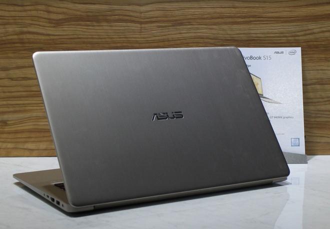 Chi tiet Asus VivoBook S15 - laptop 500 USD sap ve Viet Nam hinh anh 2