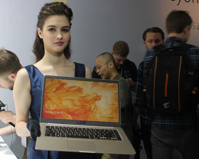 Chi tiet Asus VivoBook S15 - laptop 500 USD sap ve Viet Nam hinh anh