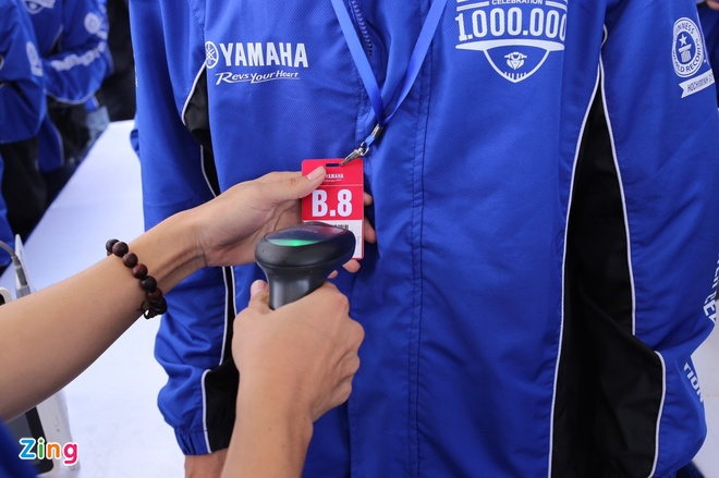 Yamaha Viet Nam lap 2 ky luc the gioi voi xe Exciter hinh anh 8