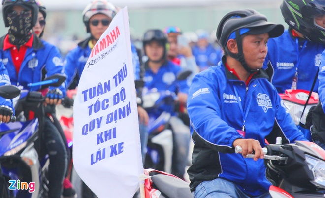 Yamaha Viet Nam lap 2 ky luc the gioi voi xe Exciter hinh anh 5