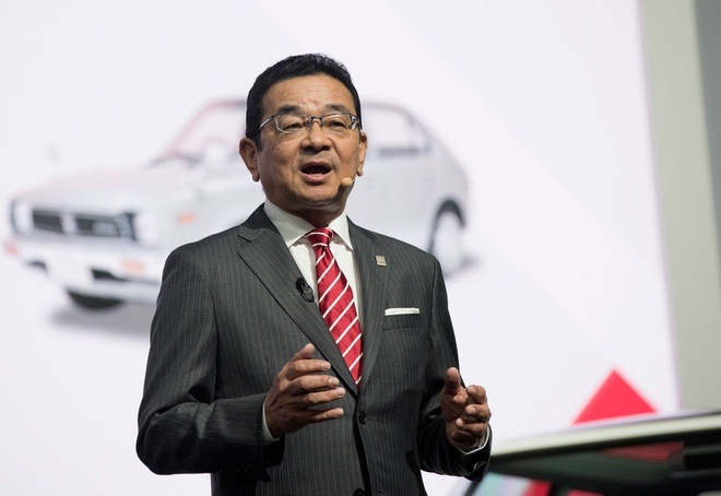 65% xe Honda ban ra nam 2030 se la xe dien hinh anh