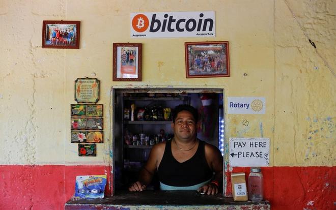Nền kinh tế Bitcoin' tại thị trấn ven biển El Salvador