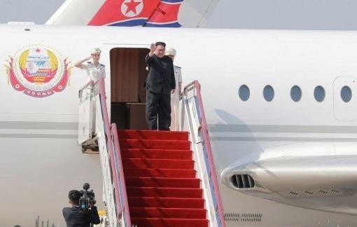 Chuyen co cua Kim Jong Un va thach thuc bay 5.000 km toi Singapore hinh anh