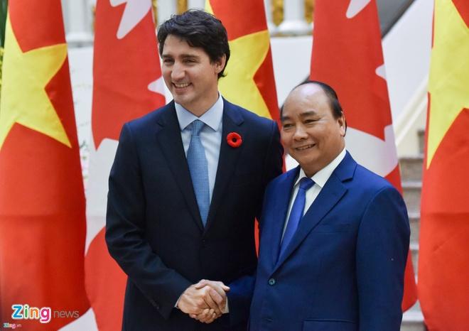 Viet Nam - Canada: 45 nam quan he huu nghi xuyen dai duong hinh anh