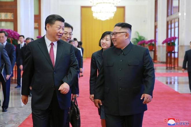 Bao Nhat: Kim Jong Un nho Trung Quoc tac dong do bo lenh trung phat hinh anh
