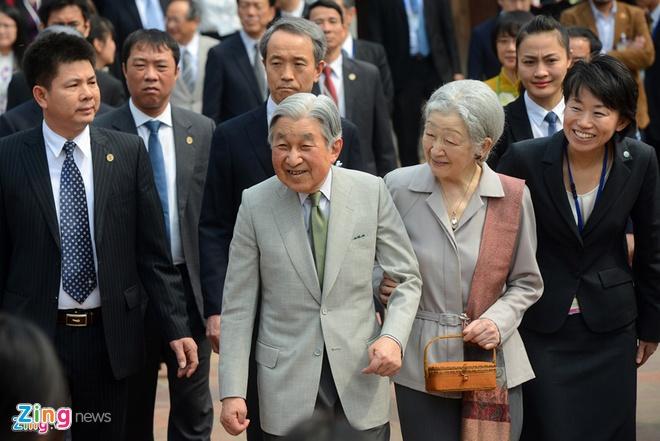 Nhat hoang Akihito huy bo cong vu vi ly do suc khoe hinh anh 1