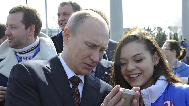 Nguoi Nga dang nghi gi ve Putin? hinh anh
