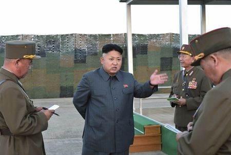 Ro tin don Kim Jong Un bi lat do hinh anh