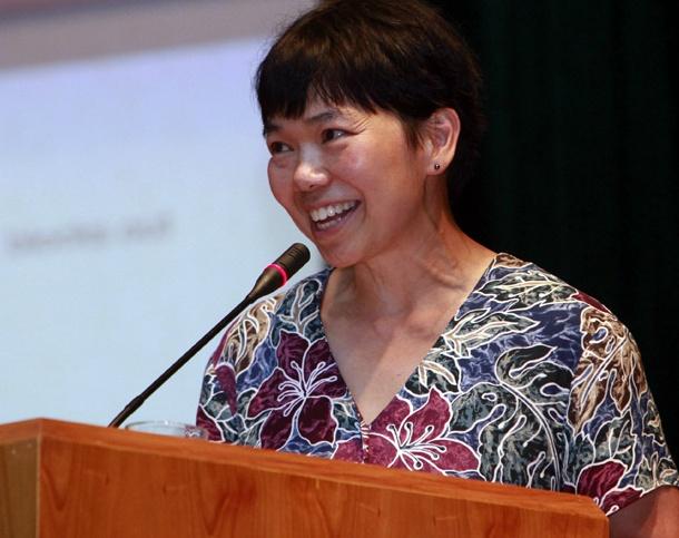 GS Luu Le Hang: Muon thanh cong phai phot lo su ky thi hinh anh 1 Giáo sư Lưu Lệ Hằng nói rằng trở ngại lớn nhất của bà trong sự nghiệp chính là sự coi thường, kỳ thị của nhiều người đối với phụ nữ làm khoa học. Ảnh: Vietnamnet