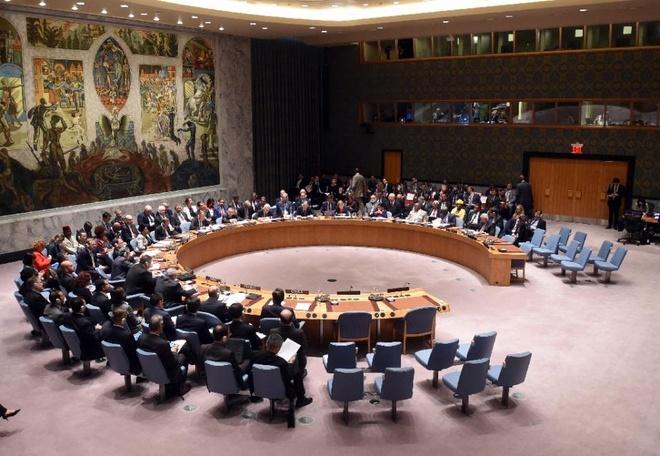 Lien Hop Quoc bat dau tim tong thu ky moi hinh anh 1 Liên Hợp Quốc đã gửi thư tới 193 nước thành viên để tìm ứng cử viên cho vị trí Tổng thư ký. Ảnh: AFP