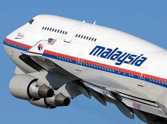 Phi co cua Malaysia Airlines suyt bay lac sang Australia hinh anh