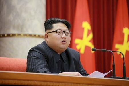 Kim Jong Un chi trich Han Quoc trong dien van dau nam hinh anh