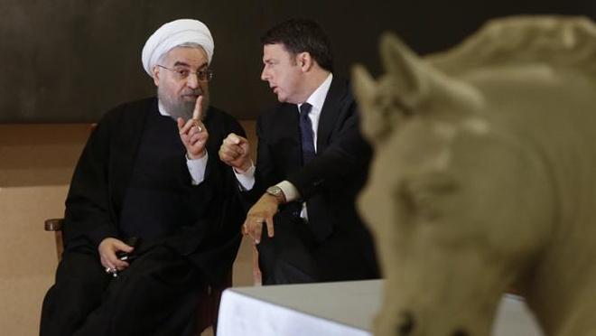 Italy che tuong khoa than de don Tong thong Iran hinh anh 2