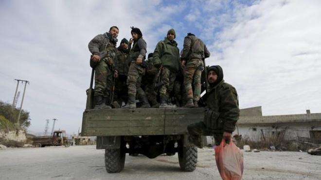 Obama, Putin dien dam ve Syria hinh anh 1