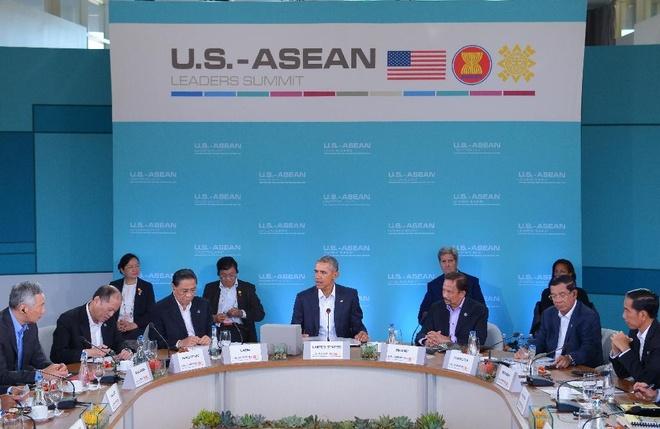 Hoc gia TQ biet My, ASEAN se tiep tuc cung ran ve Bien Dong hinh anh 1