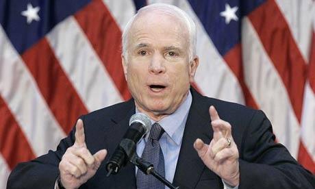 John McCain de xuat My, An Do tuan tra chung o Bien Dong hinh anh