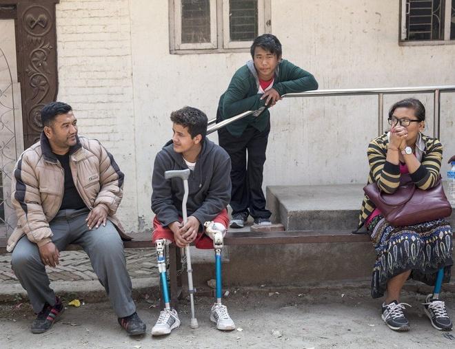 Nhung phan doi tat nguyen vi dong dat lich su o Nepal hinh anh 9