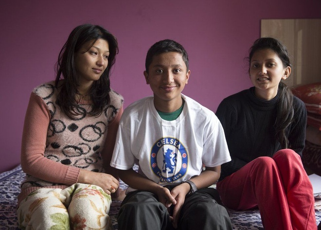 Nhung phan doi tat nguyen vi dong dat lich su o Nepal hinh anh 10