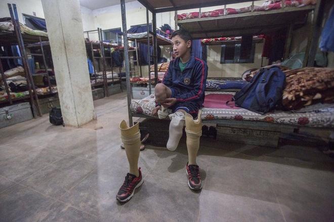 Nhung phan doi tat nguyen vi dong dat lich su o Nepal hinh anh 13