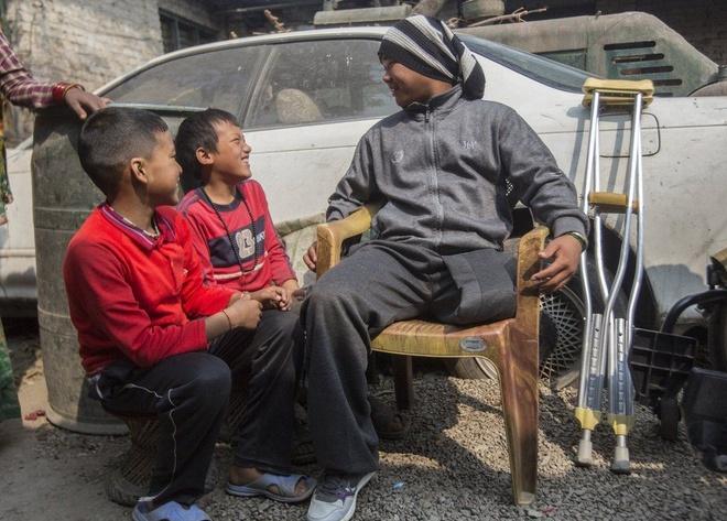 Nhung phan doi tat nguyen vi dong dat lich su o Nepal hinh anh 3