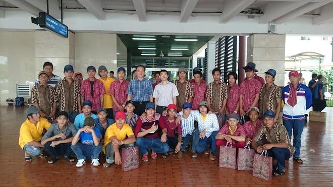 Day nhanh tien do dua ngu dan Viet roi Indonesia ve nuoc hinh anh 1