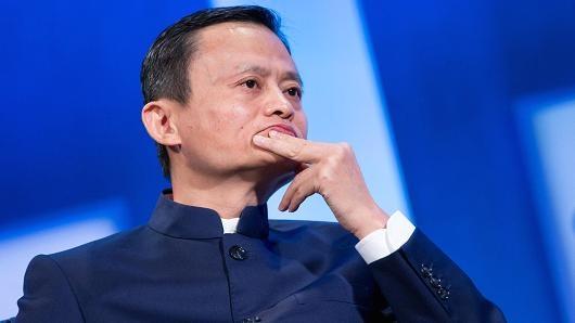 Ong chu Alibaba soan ngoi nguoi giau nhat chau A hinh anh 1