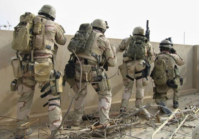 IS giet hai biet kich hai quan My o Iraq hinh anh 2