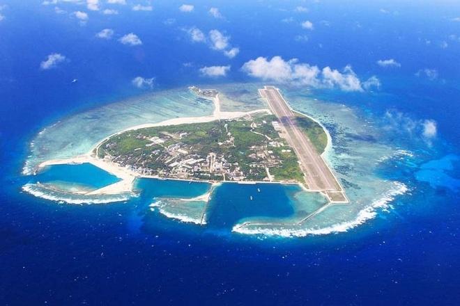 TQ am muu bien Hoang Sa thanh khu nghi duong nhu Maldives hinh anh