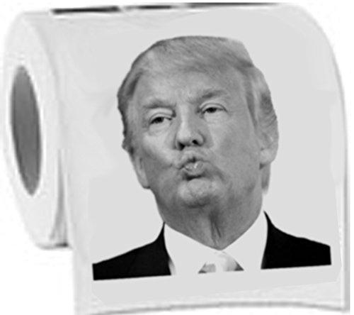 Giay ve sinh co mat Donald Trump tro thanh hang ban chay hinh anh