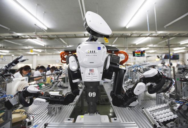 Ai co the mat viec vi robot? hinh anh 2