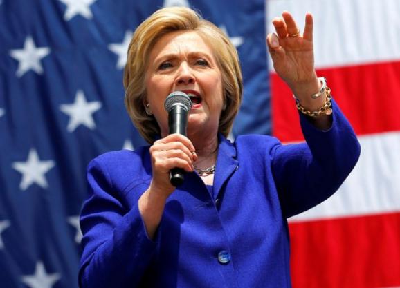 Neu dac cu, Hillary Clinton se cung ran hon voi Trung Quoc hinh anh