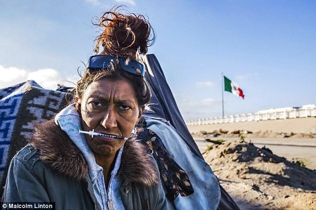 dai dich o thanh pho Tijuana o Mexico anh 1