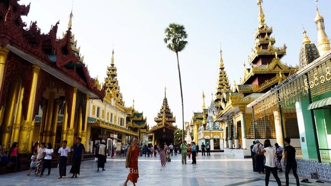 Mat troi o dat Phat Myanmar hinh anh 1