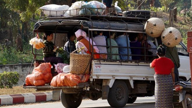 Mat troi o dat Phat Myanmar hinh anh 20
