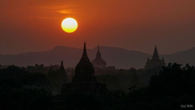 Mat troi o dat Phat Myanmar hinh anh 5