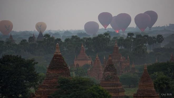 Mat troi o dat Phat Myanmar hinh anh 7