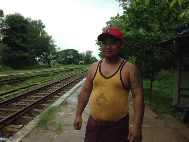 Myanmar - nhung hap dan la ky va yeu tu chuyen xe dau tien hinh anh 1