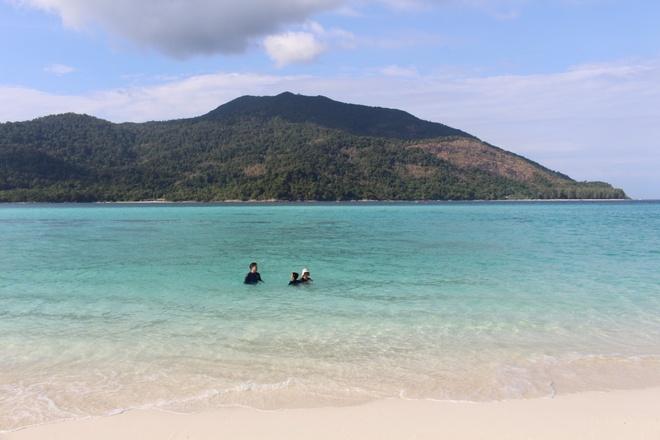 Bien xanh o Koh Lipe - Maldives cua Thai Lan hinh anh 10