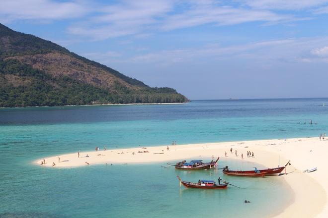 Bien xanh o Koh Lipe - Maldives cua Thai Lan hinh anh 11