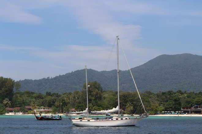Bien xanh o Koh Lipe - Maldives cua Thai Lan hinh anh 8
