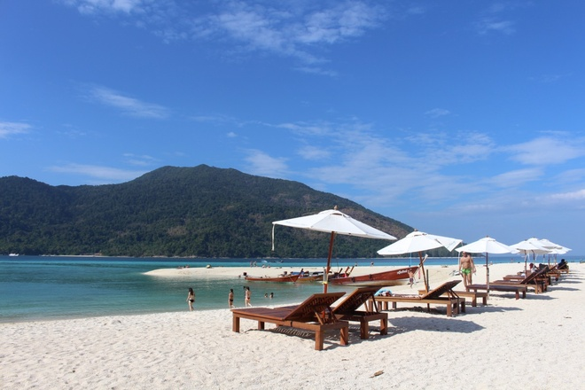 Bien xanh o Koh Lipe - Maldives cua Thai Lan hinh anh 9