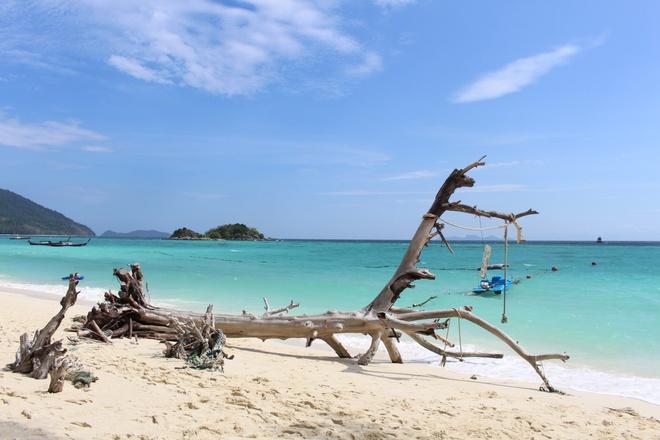 Bien xanh o Koh Lipe - Maldives cua Thai Lan hinh anh 1