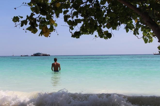 Bien xanh o Koh Lipe - Maldives cua Thai Lan hinh anh 3