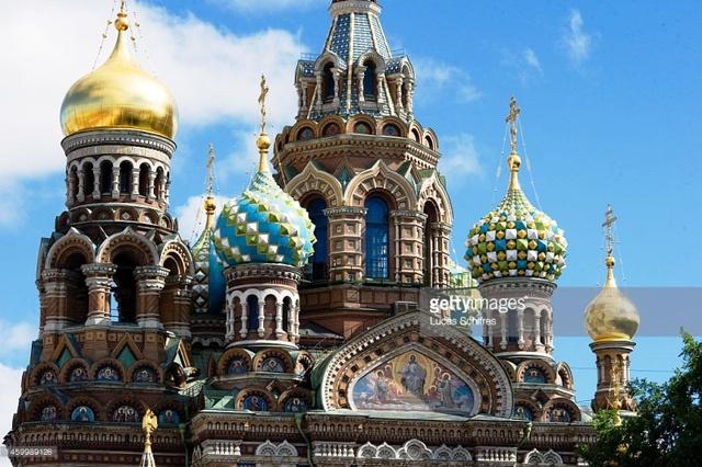 Saint Petersburg - diem du lich hang dau chau Au hinh anh