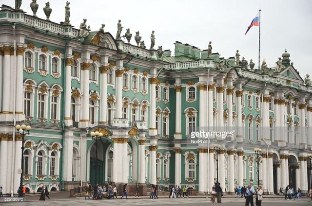 Saint Petersburg - diem du lich hang dau chau Au hinh anh 2