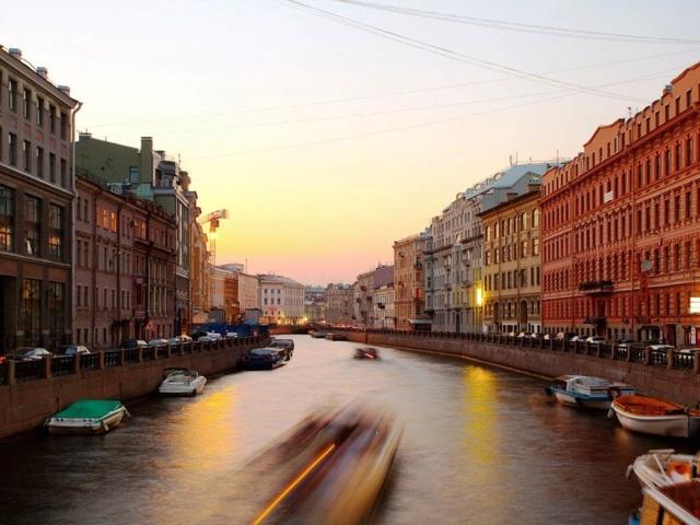 Saint Petersburg - diem du lich hang dau chau Au hinh anh 3