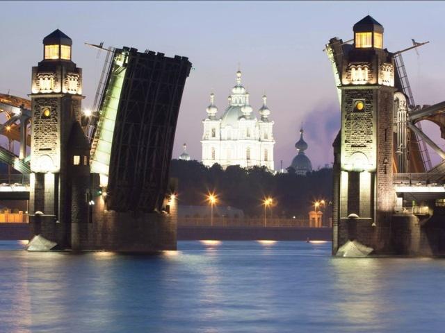 Saint Petersburg - diem du lich hang dau chau Au hinh anh 4