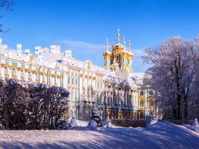 Saint Petersburg - diem du lich hang dau chau Au hinh anh 5